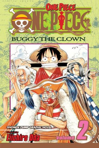 One piece. Vol. 2, Buggy the Clown /